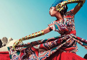 Dressing Africa