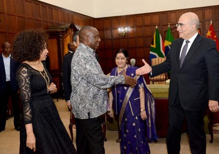 BRICS Confirm Commitment to Implementing 2030 Agenda for Sustainable Development