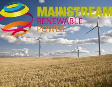 Mainstream says Construction of R6.6 bln Wind Farms Due to Start in June 2018