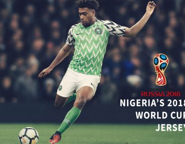 The New Nigerian Soccer Jersey is in Demand