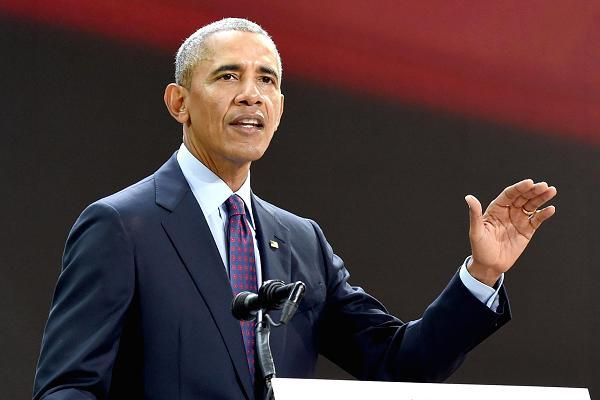 The 16th Nelson Mandela Annual Lecture Delivered by Barack Obama