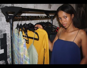 Young and Vibrant Fashion Designer – Pabalelo Mashabela