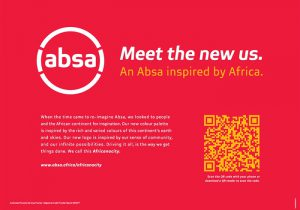 FCB Joburg distills essence of 'Africanacity' as it assists Absa relaunch in Africa