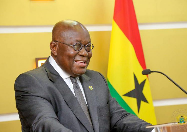 President Akufo-Addo Eases Ban On Social Gatherings In Ghana