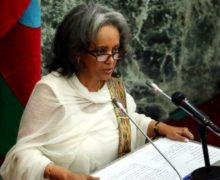 Ethiopian MPs Elect First Female President – Compatriot Magazine