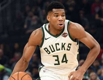 Nigerian-born Antetokounmpo to captain NBA All-Star team