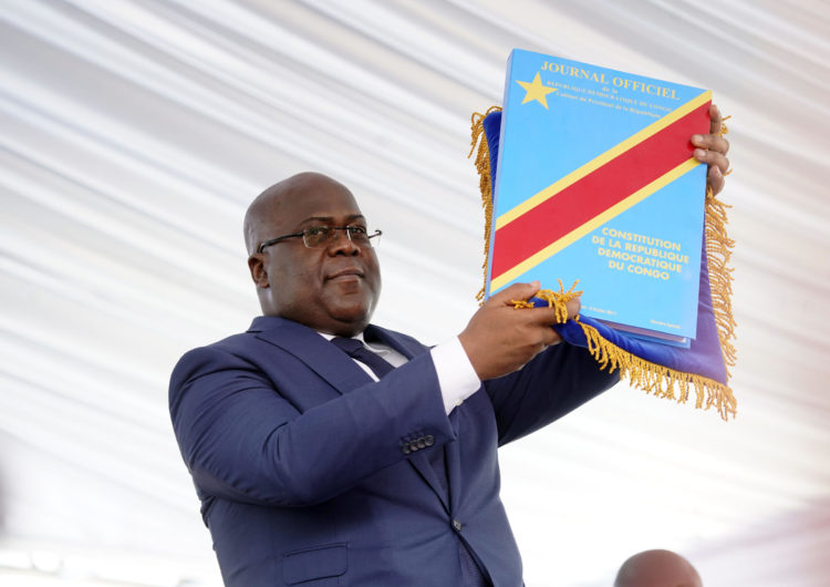 Tshisikedi promises new era for DRC with respect for human rights