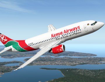 Kenya Airways to fly to Seychelles daily, increasing its weekly flight schedule 40 pct