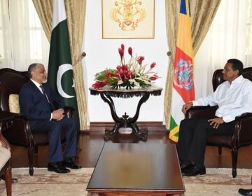 Trade, economy should move higher on Pakistan-Seychelles agenda, High Commissioner says