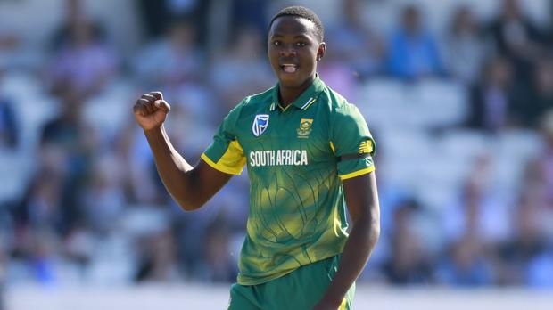 Rabada Only South African Among World's Top 10 ODI Bowlers