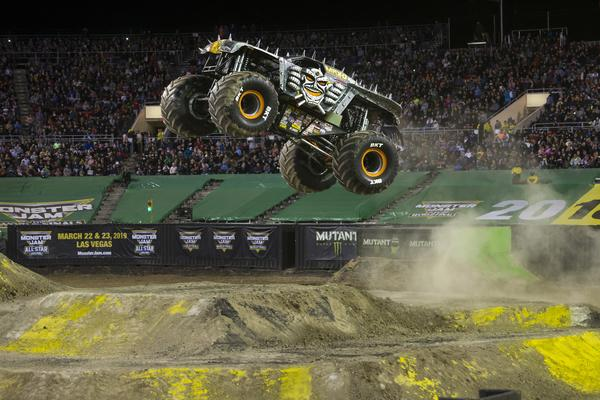 Monster Truck Juggernaut Heads To South Africa