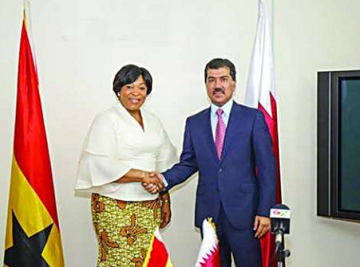 Ghana, Qatar Hold Talks