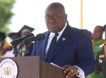 Let Uphold Values Patriotism – Ghana President