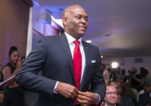 Elumelu Urges African Leaders To Prioritise Economic Growth And Development
