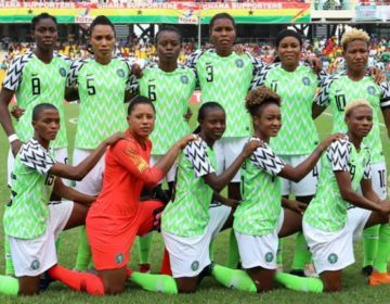 Super Falcons Climb To 38th On FIFA Rankings