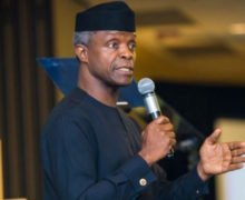 Nigerian Govt. Remains Committed To Creating Environment For Productivity Investment- Vice President Osibanjo