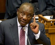 Ramaphosa Says He'll Put The Interests Of The Masses First