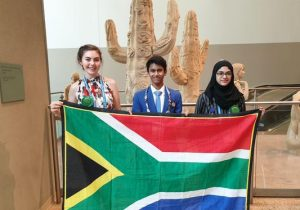 SA Young Scientists Win At INTEL Fair In Unit​​​ed States