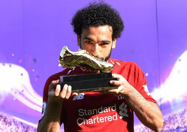 Red-hot African trio share English Premier League Golden Boot prize