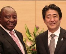 Ramaphosa Lauds Japan's Role In Shaping African Development Through Technology