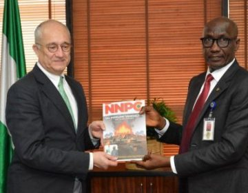 NNPC to Extend Business Relations With Turkey Beyond Oil