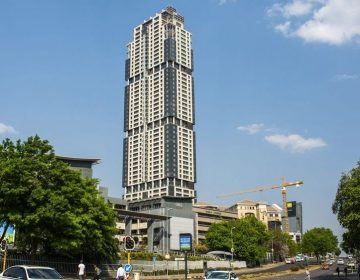 "Africa's tallest building, ""The Leonardo"", will be launched in October"