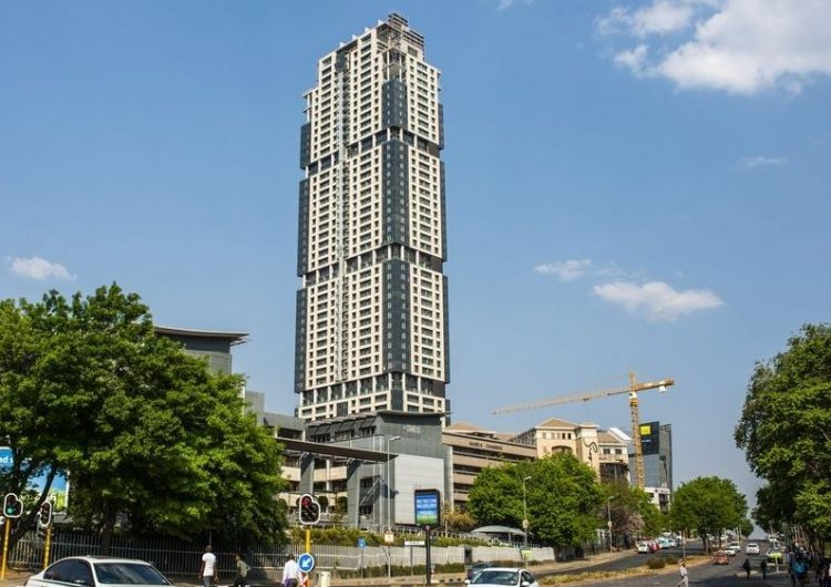 """Africa's tallest building, """"The Leonardo"""", will be launched in October"""