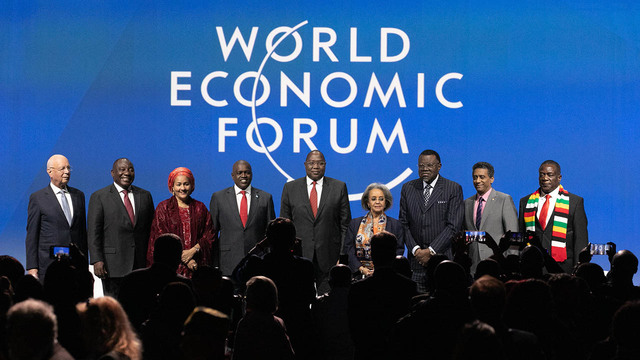Africa: Rising Continent in a Fractured World