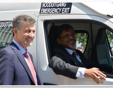 Toyota SA Investment In Expanding Minibus Taxi Manufacturing plant 'a vote of confidence', says minister Patel