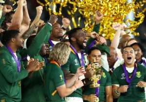 Congratulations Stream In For Springboks On Rugby World Cup Victory In Japan