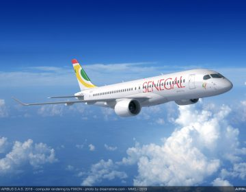 Air Senegal Signs MoU For Eight Airbus A220 Aircraft