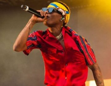 Wizkid Wins SoulTrain Songwriting Award for 'Brown Skin Girl'