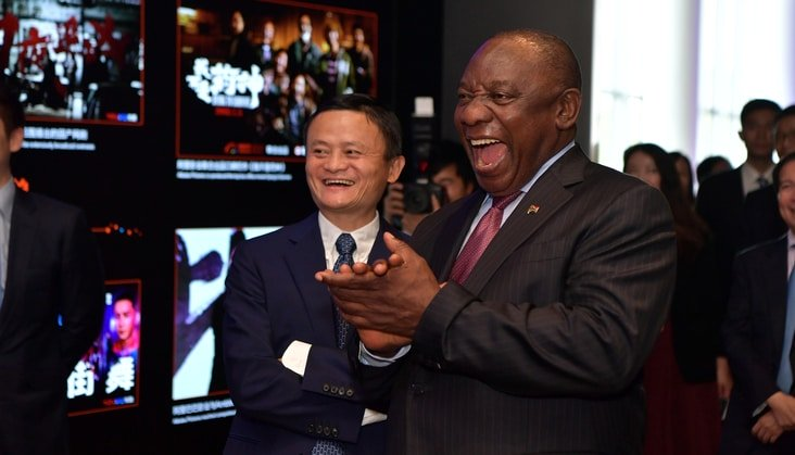 "Jack Ma: ""Today's Africa is the China of 20 years ago!"""