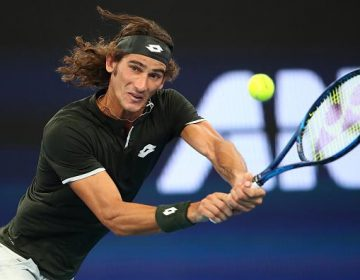SA's Harris Reaches First-ever ATP Final at Adelaide International