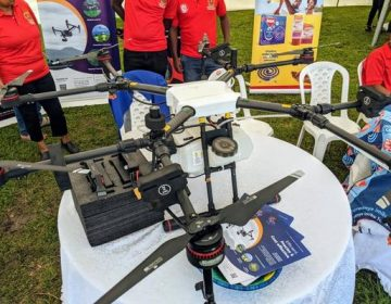 Rwanda Enlists Drones To Spray Larvicides In Drive To Eliminate Malaria
