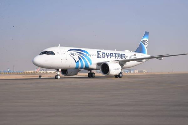 EgyptAir To Operate Exceptional Flights to Return Stranded Citizens