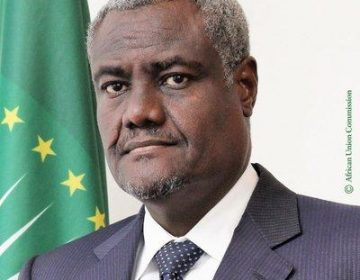 AU Commission Chair Calls for a Stable, Peaceful Continent