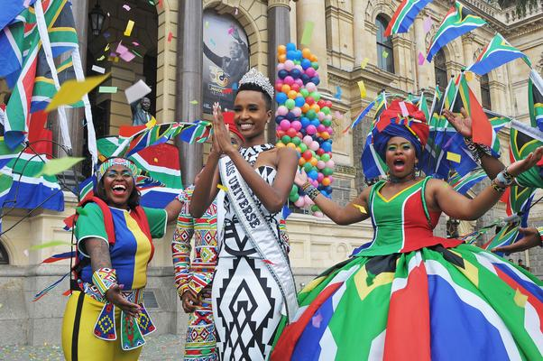 Feature: Africa Day Celebrating Black Excellence In SA