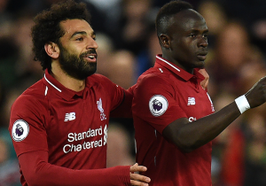 Mane and Salah On Track To Become Greatest African Strike Duo of All Time